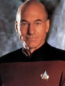Picture of Captain Picard