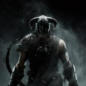 Picture of Dovahkiin