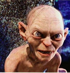 Picture of Gollum
