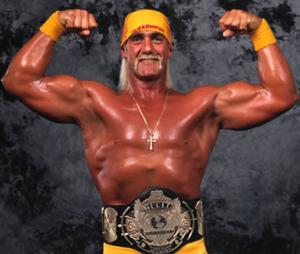 Picture of Hulk Hogan