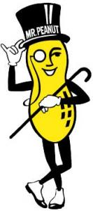 Picture of Mr. Peanut