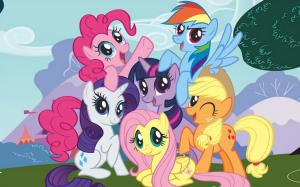 Picture of My LIttle Ponies